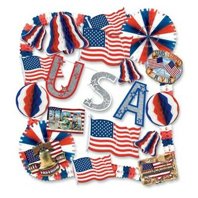 4th of July Party Favors - Decorations