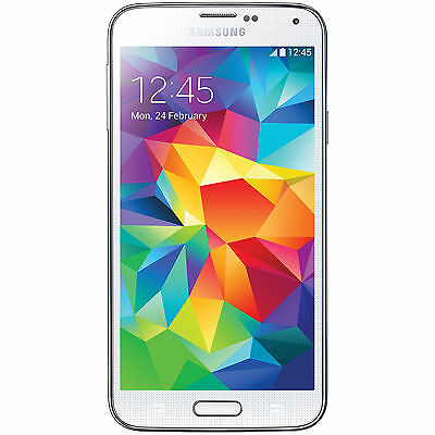 Samsung Galaxy S5 G900A  16GB white  Unlocked T-mobile AT-T GSM