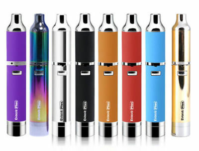 Authentic Yocan Evolve Plus Quartz Dual Coil Technology Wax Pen  Sealed in Box