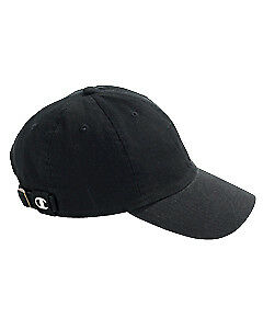 NEW Champion Base Ball Hat Cap Brushed Cotton 6-Panel C4001 Color Choice