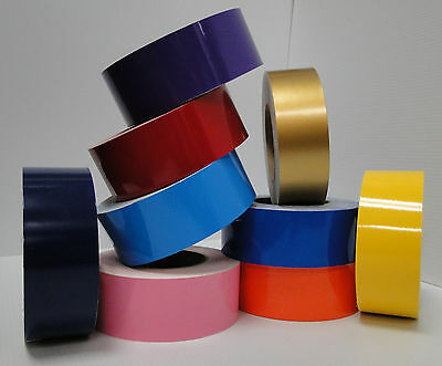 14 x 150 ft Roll Vinyl Pinstriping Vinyl Striping Tape 25 Colors Available