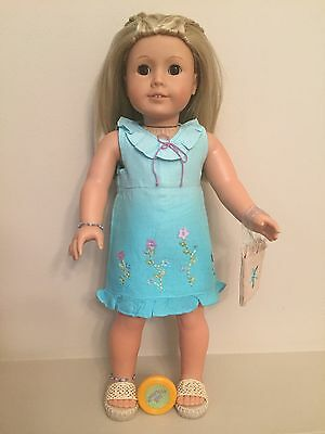 American Girl Doll Kailey Retired With Original Outfit and Accessories