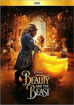 BEAUTY AND THE BEASTDVD2017 FANTASY BRAND NEW