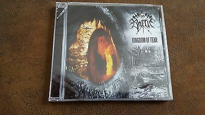Kingdom of Fear - In Battle - NEW SEALED CD METAL - 2007 - Candlelight Records