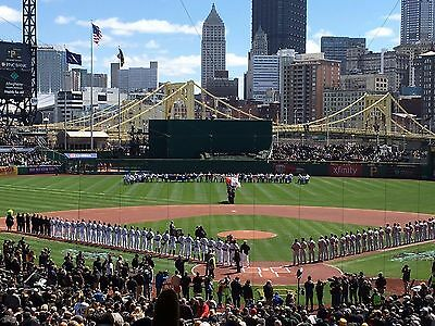 Pittsburgh Pirates vs St- Louis Cardinals 2 Tickets on 71517