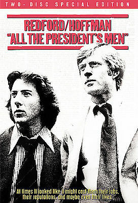 All the Presidents Men DVD 2006 2-Disc Set Special Edition - NEW