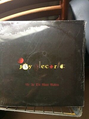 Joy Electric - We Are The Music Makers Album Vinyl LP 12 - Sealed NEW