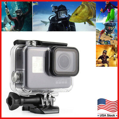 GoPro Hero 65 Black Waterproof Diving Surfing Protective Housing Cover Case Kit