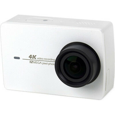 YI 4K Sports and Action Video Camera US Edition White Pearl