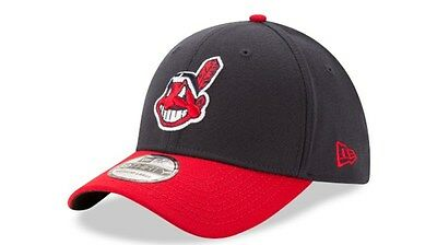 Cleveland Indians New Era MLB 39THIRTY Team Classic Stretch Flex Cap Hat Wahoo