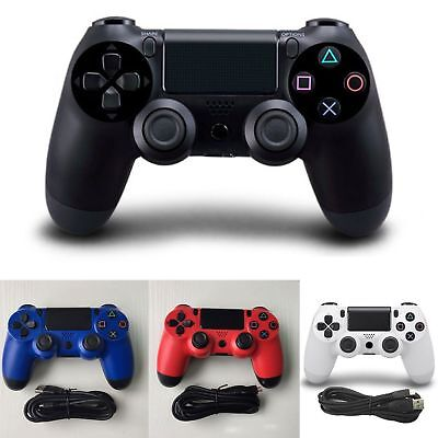 Game Controller Playstation 4 Console USB Wired Gamepad For Sony PS4 US stock D