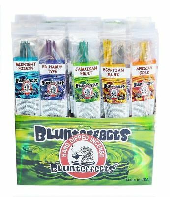 BUY2GET1FREE BlunteffectsBlunt effects Incense Sticks Hand Dipped Perfume Wands