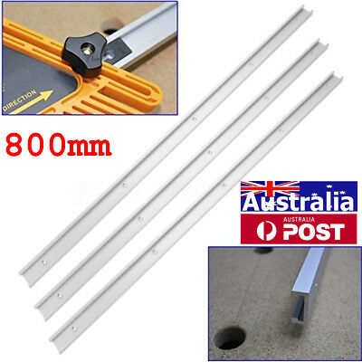 Dealvue australia visual search for ebay 123pcs 800mm alloy t slot miter track jig fixture woodworking for router table keyboard keysfo Gallery