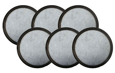 6 Pack Replacement Charcoal Water Filters Fits Mr- Coffee Coffee Makers WWF-6