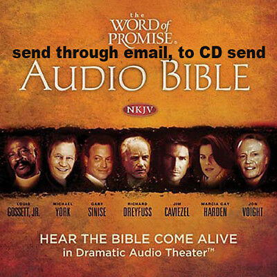 The Word of Promise Complete Audio NKJV Bible OT - NT Audiobook - digital book