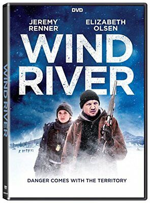 Wind River DVD 2017 SHIPS WITHIN 1 BUSINESS DAY WITH TRACKING