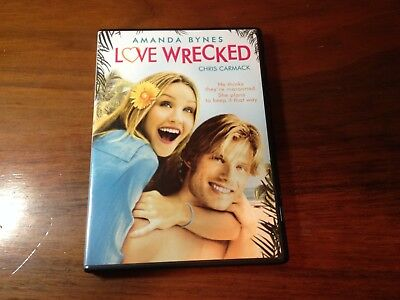 Love Wrecked Amanda Bynes Chris Carmack  DVD