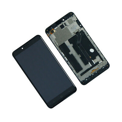 For ZTE ZMax Pro Z981 LCD Display Touch Screen Digitizer Replacement QC