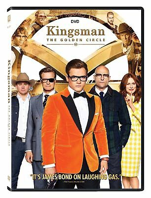 Kingsman The Golden Circle DVD SHIPS WITHIN 1 BUSINESS DAY WITH TRACKING