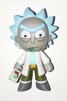 Funko Mystery Minis Rick and Morty RICK SANCHEZ Angry with Portal Gun 112 New