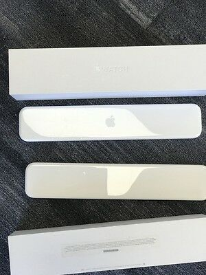 Empty Box Only for Apple Watch Sport 42mm No Watch  No Accessories