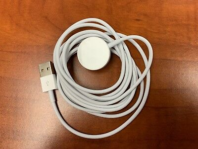 Apple Watch Magnetic Charging Cable 2 m with charging block