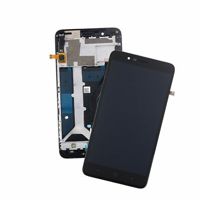 For 6-0 ZTE Blade Z Max Z982 LCD Display Touch Screen Digitizer -Frame QC