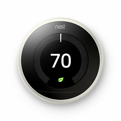 Nest Learning Thermostat Easy Temperature Control for Every Room in Your House