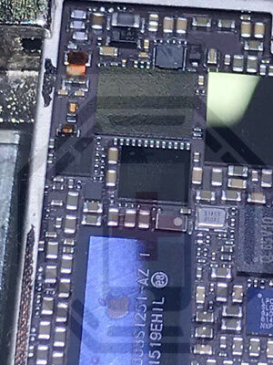iPhone 6 Plus Touch IC Replacement - No Touch  Touch Disease Meson Repair