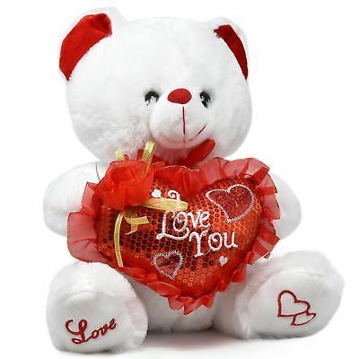 ValentineS Day Teddy Bear 14 Talk I Love You Gifts For Girlfriend Wife