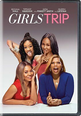 Girls Trip DVD 2017 - SHIPS WITHIN 1 BUSINESS DAY WITH TRACKING