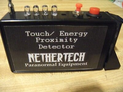 Paranormal SLTouch Energy Proximity Detector ModeSelect Ghost Hunting Equipment