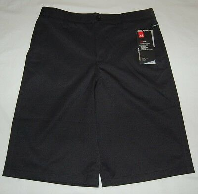 New With Tag Under Armour Boys Match Play Golf Shorts Size 121416  choose size