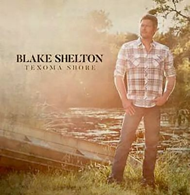 Texoma Shore  by Blake Shelton CD Nov-2017 Warner Bros- NEW Sealed