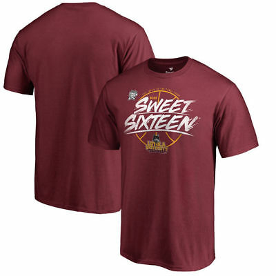 Loyola Chicago Ramblers 2018 NCAA March Madness Sweet 16 Bound Backdoor T-Shirt