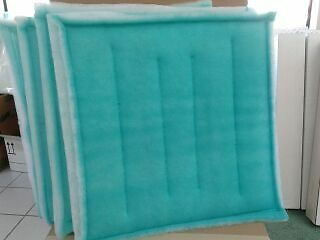 20 x 20 Series 55 Tacky Intake Filter Spray Paint Booth - Case 20 FreeShip