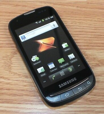 Samsung Boost Mobile Slider Style Fake Screen Dummy Display Phone READ