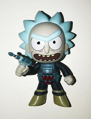 Funko Mystery Minis Rick and Morty Series 2 PRISON BREAK RICK New In Hand
