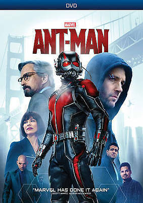 ANT-MAN DVD 2015 - New