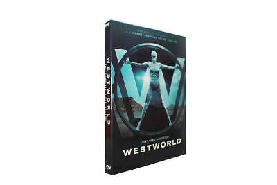 Westworld The Complete First Season 1 DVD 20173-Disc