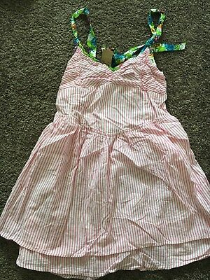 Abercrombie Hollister - Co-  HCO Summer Dress L