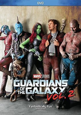 Guardians of the Galaxy Vol- 2 DVD 2017 SHIPS IN 1 BUSINESS DAY WTRACKING