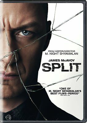 Split DVD 2017 - SHIPS IN 1 BUSINESS DAY WTRACKING