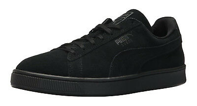 PUMA Suede Classic Black Anodized Mens Sneakers Tennis Shoes Item 363872 03