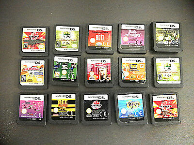 Nintendo DS Games - Mario  Zelda  Pokemon - a lot  for DSDS LDSIDSi XL3DS
