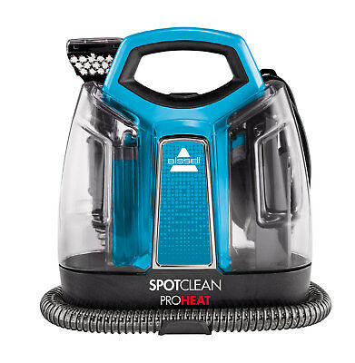BISSELL SpotClean ProHeat Portable Spot Carpet Cleaner  2459 NEW