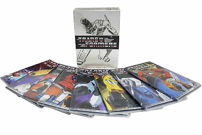 Transformers The Complete Series Box Set New DVD 15-Disc Set