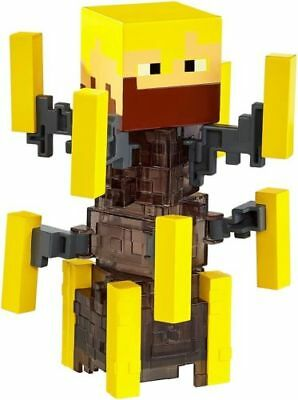 Mattel Minecraft Light up Blaze Figure