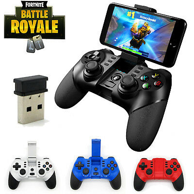 FORTNITE Controller NINJA Gaming Remote Mobile For Phone Windows Wireless