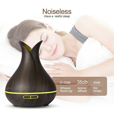 Large Cool Mist Humidifier Ultrasonic Air Capacity Diffuser Essential Oil Aroma